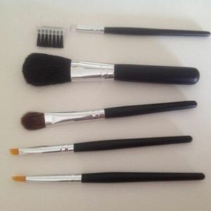 Crown Brush Professional 5 pc Travel Set